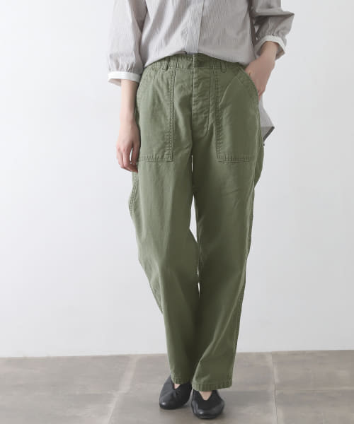 [かぐれ][Daily Wardrobe Industry BAKER PANTS]