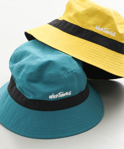 [DOORS][WILD THINGS×DOORS 別注Reversible Bucket HAT]