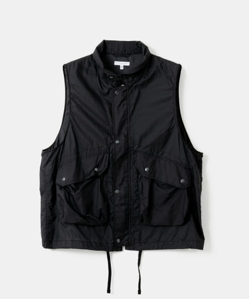 [URBS][Engineered Garments FIELD VEST-N/RIPSTOP]