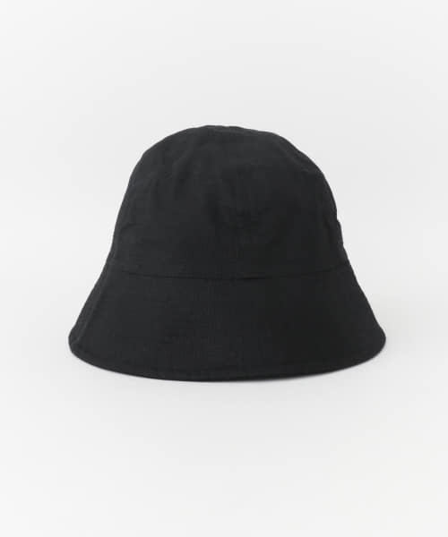 [URBAN RESEARCH][INFIELDER DESIGN LINEN SALAR HAT]