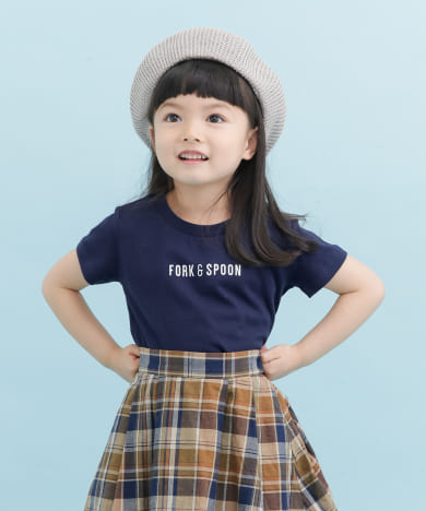 FORK&SPOON FORK&SPOON T-SHIRTS(KIDS)