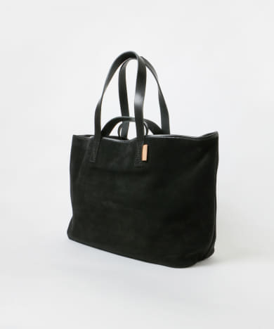 Hender Scheme leather core tote