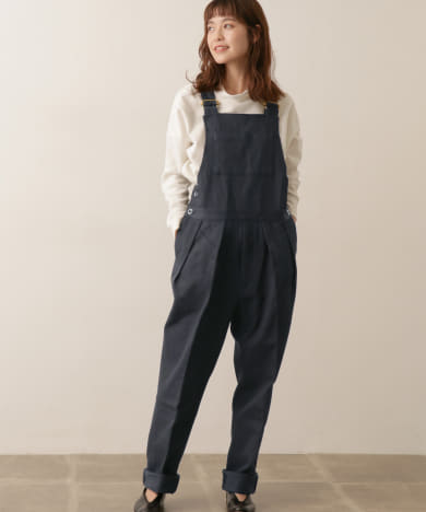 NEAT Cotton Kersey Overall