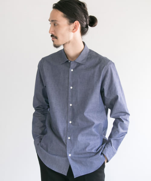 [URBAN RESEARCH][URBAN RESEARCH Tailor インディゴショートポイント]
