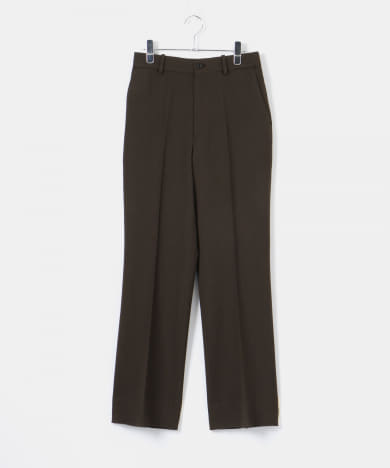 MARKAWARE STRAIGHT FIT TROUSERS