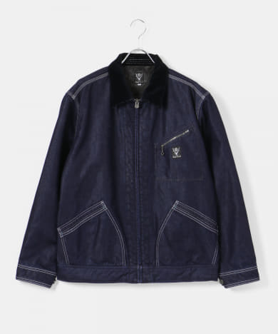 South2 West8 Lined Work Jacket