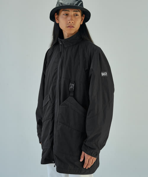 [URBAN RESEARCH][BACH×UR 3WAY WIZARD REMOVABLE JACKET]