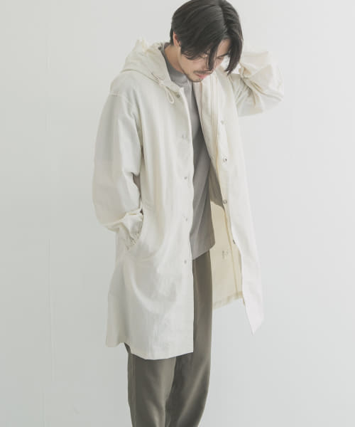 [URBAN RESEARCH][HOODED 3WAY COAT]