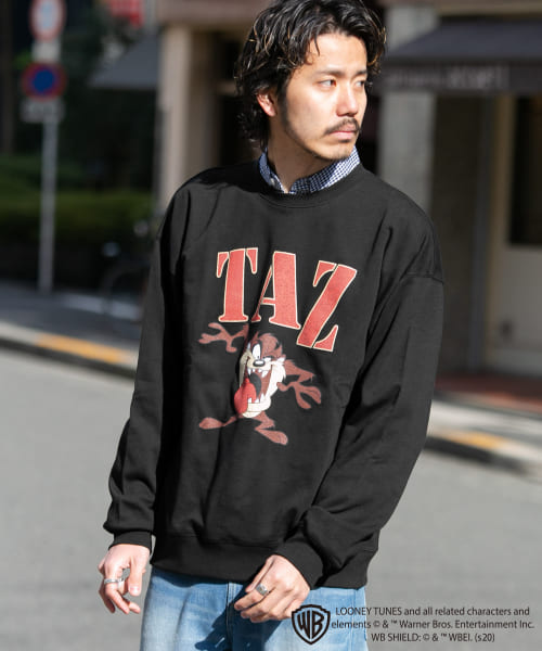 [Sonny Label][LOONEYTUNES Sweat PullOver]