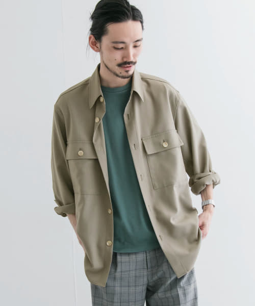 [URBAN RESEARCH][T/W CPOジャケット]