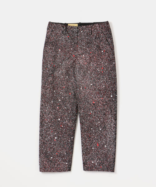 [URBAN RESEARCH][7X7 WIDE TROUSERS]