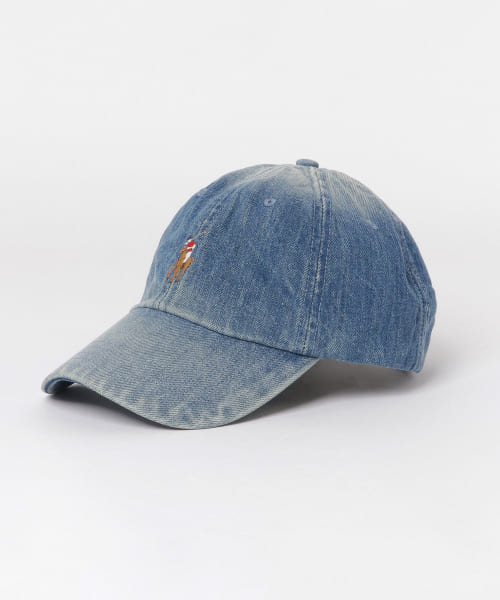 [URBAN RESEARCH][POLO RALPH LAUREN CLS SPRT CAP-HAT DENIM]
