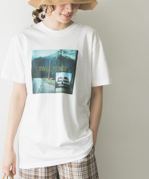 [URBAN RESEARCH][TWIN PEAKS T-SHIRTS]