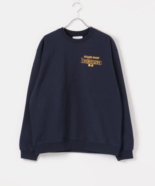 [URBS][【別注】SOUND SHOP BALANSA 博多 SWEATSHIRTS]