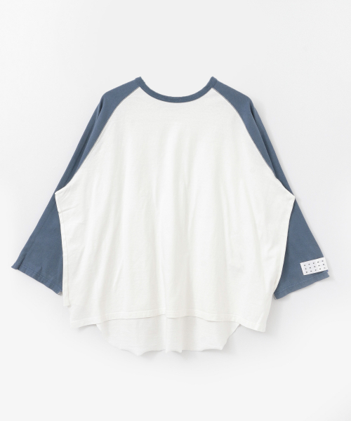 [URBAN RESEARCH][TRAINERBOYS ALL ROUND 3/4 T-SHIRTS]