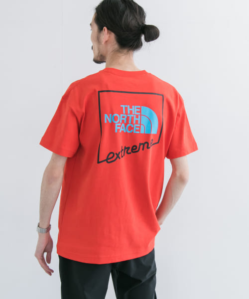 [URBAN RESEARCH][THE NORTH FACE SHORT-SLEEVE EXTREME T-SHIRTS]