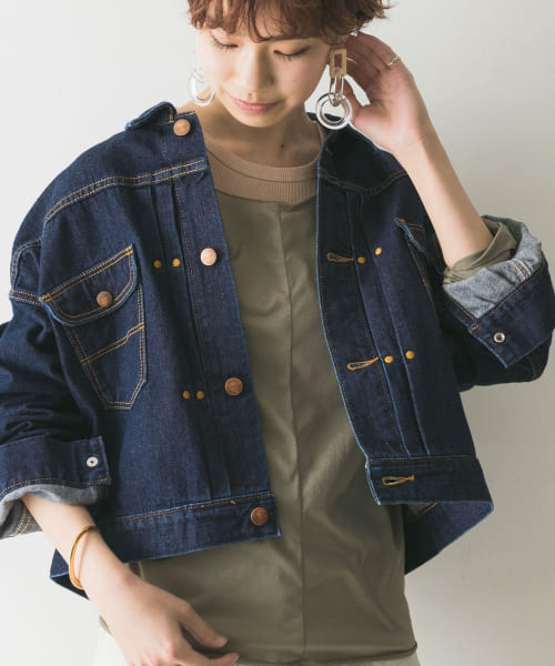 [URBAN RESEARCH][Wrangler×URBAN RESEARCH 別注WranglerGJacket]