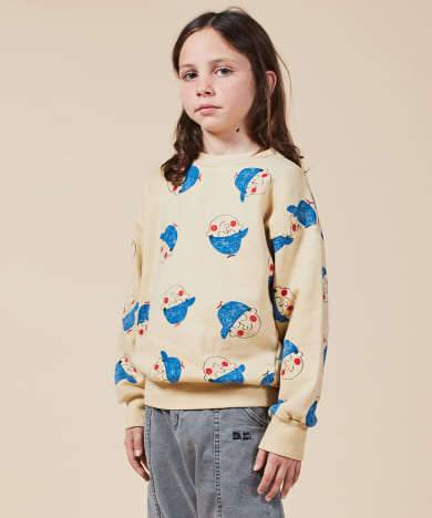 BOBO CHOSES Boy All Over Sweatshirts