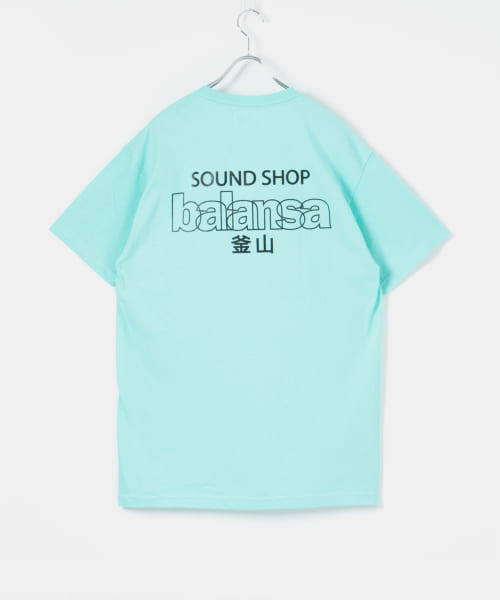 [URBS][SOUND SHOP BALANSA T-Shirts]