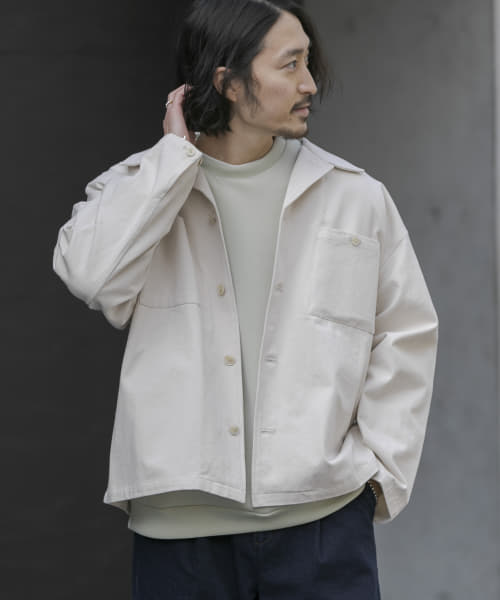 [Sonny Label][CHEF JACKET]