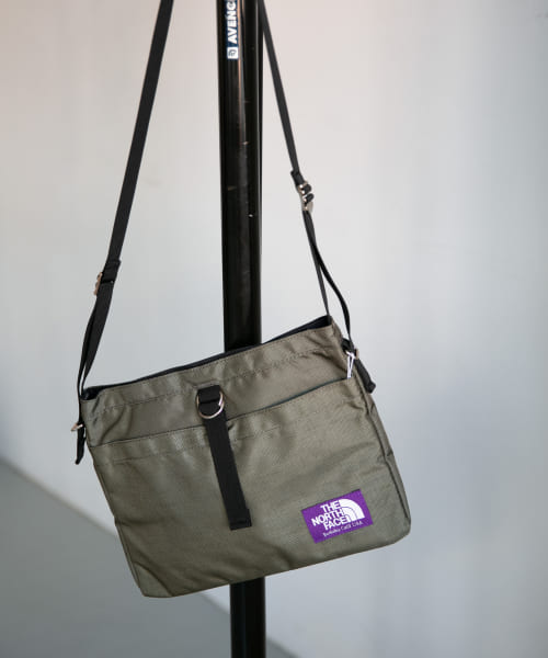 [DOORS][THE NORTH FACE PURPLE LABEL Small Shoulder Bag]