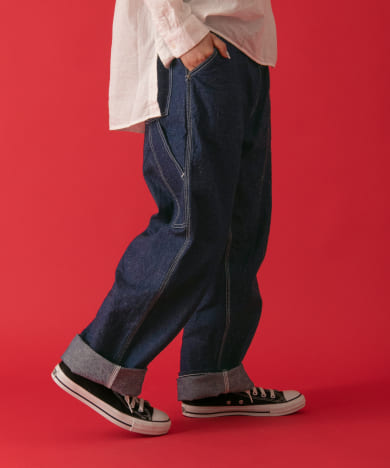 ordinary fits PAINTER PANTS/ow