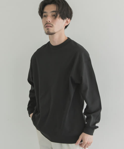 [URBAN RESEARCH][URTECH ポンチクルーネック]