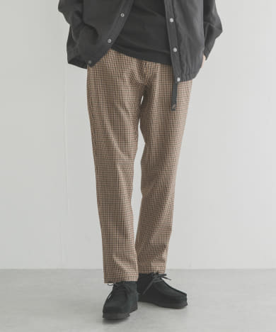 【別注】GRAMICCI×URBAN RESEARCH WASHABLE WOOLLY PANTS