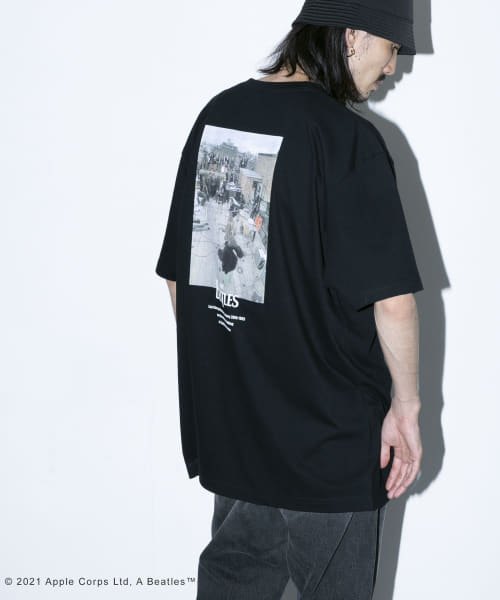 [URBAN RESEARCH][URBAN RESEARCH iD BEATLES LAST CONCERT T-SHIRTS]