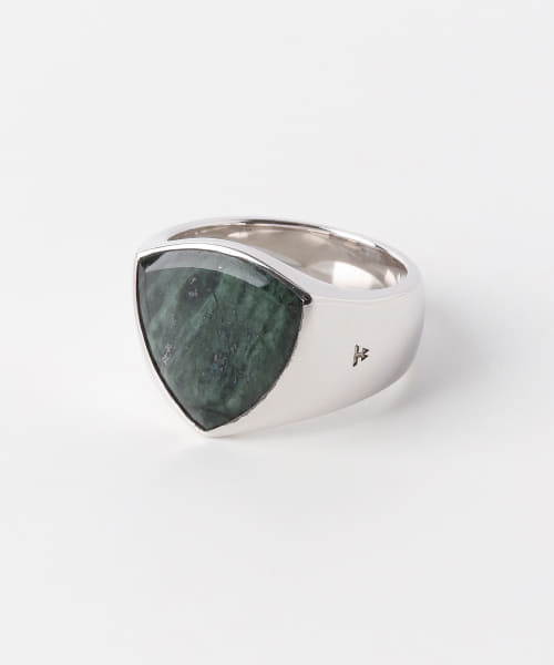 [URBAN RESEARCH][TOM WOOD SHIELD GREEN MARBLE]