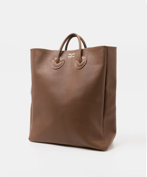 [URBS][YOUNG&OLSEN EMBOSSED LEATHER TOTE L]