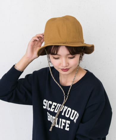 CANVAS CORD R/HAT
