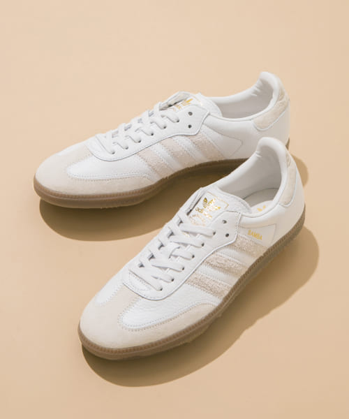 [URBAN RESEARCH][adidas SAMBA OG FT]
