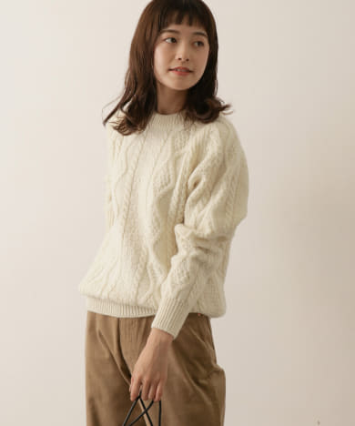 JAMES CHARLOTTE Pullover