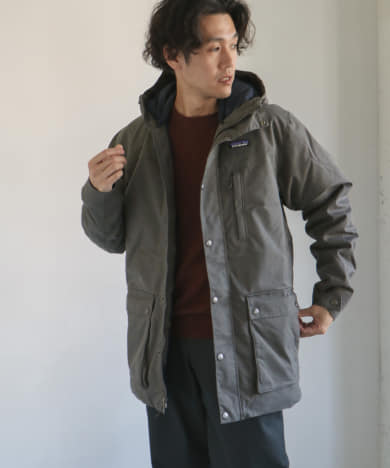 patagonia Ms Maple Grove Down Parka