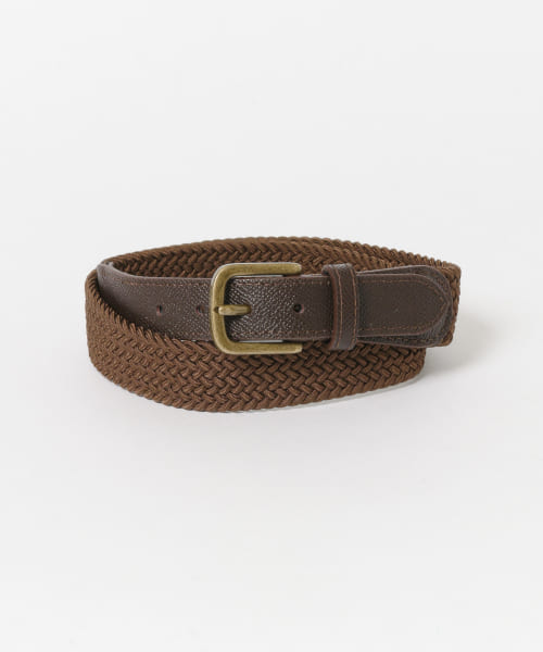 [URBAN RESEARCH][URBAN RESEARCH Tailor ELASTIC BELT1]