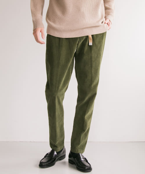 [URBAN RESEARCH][WHITESAND TROUSERS]