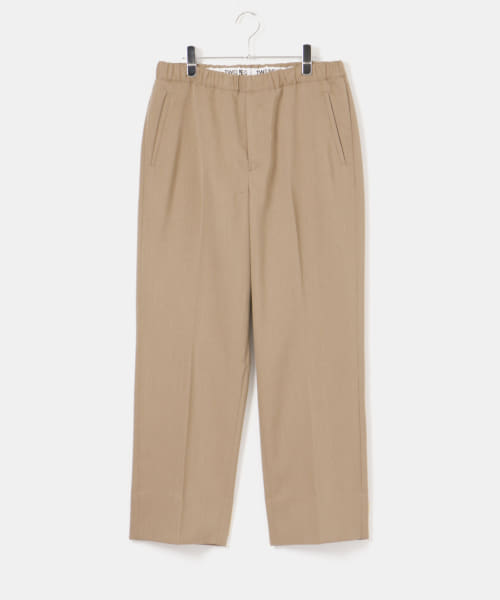 [URBS][TWO NEO NEW MILITARY SERGE PANTS]