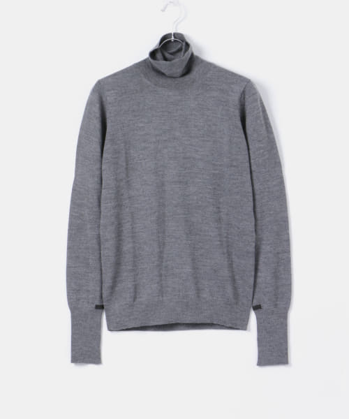 [URBS][THE INOUE BROTHERS turtle neck pullover]