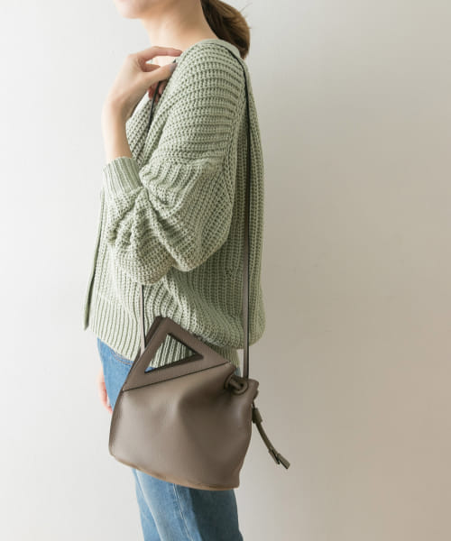 [URBAN RESEARCH][the dilettante deformation bag]