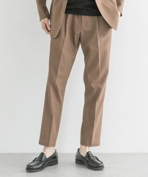 [URBAN RESEARCH][URBAN RESEARCH Tailor コンパクト強撚パンツ]