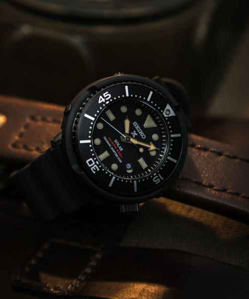[URBAN RESEARCH][FSC×SEIKO Prospex Diver scuba Final edition]