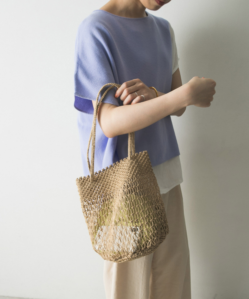 [URBAN RESEARCH][The Bagmati CORD BAG]