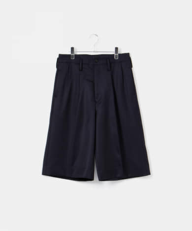 MAISON EUREKA WIDE SHORT PANTS