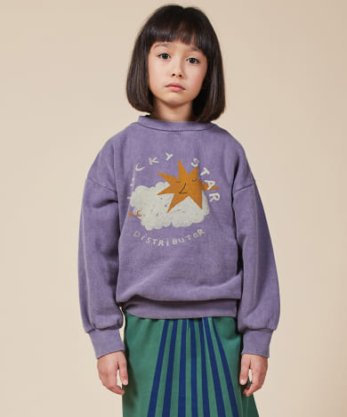 BOBO CHOSES Lucky Star Sweatshirts