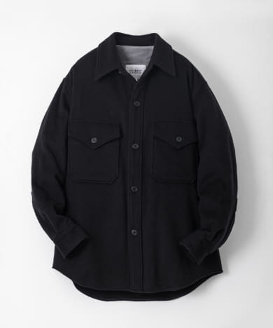 FREEMANS SPORTING CLUB WOOL CPO JACKET