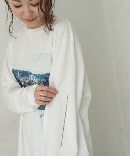 [ROSSO][JANE SMITH CARLING FESTIVAL LONG-SLEEVE]