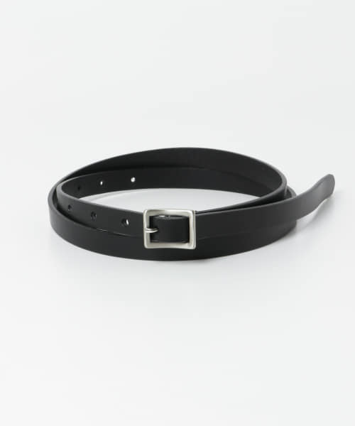 [URBAN RESEARCH][leather long belt]
