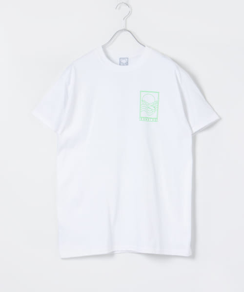 [URBS][DAWNING SHORT-SLEEVE T-SHIRTS by TEITO]