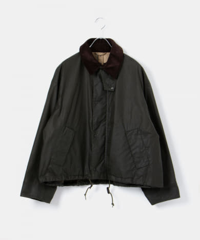 KAPTAIN SUNSHINE x Barbour Big Transporter